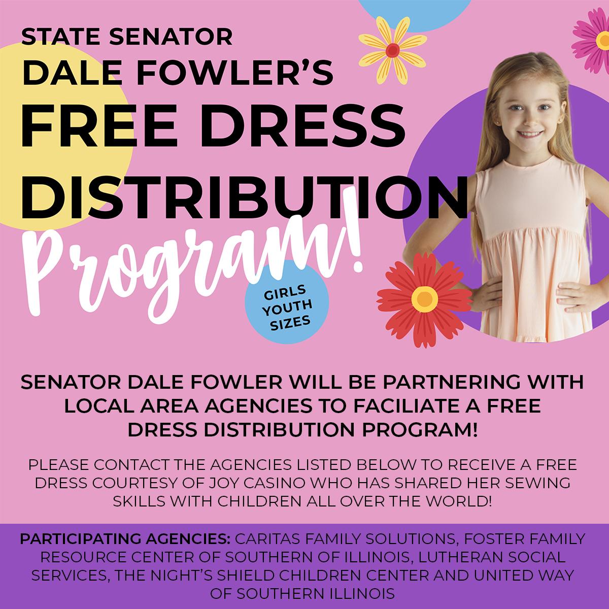 dress distribution program