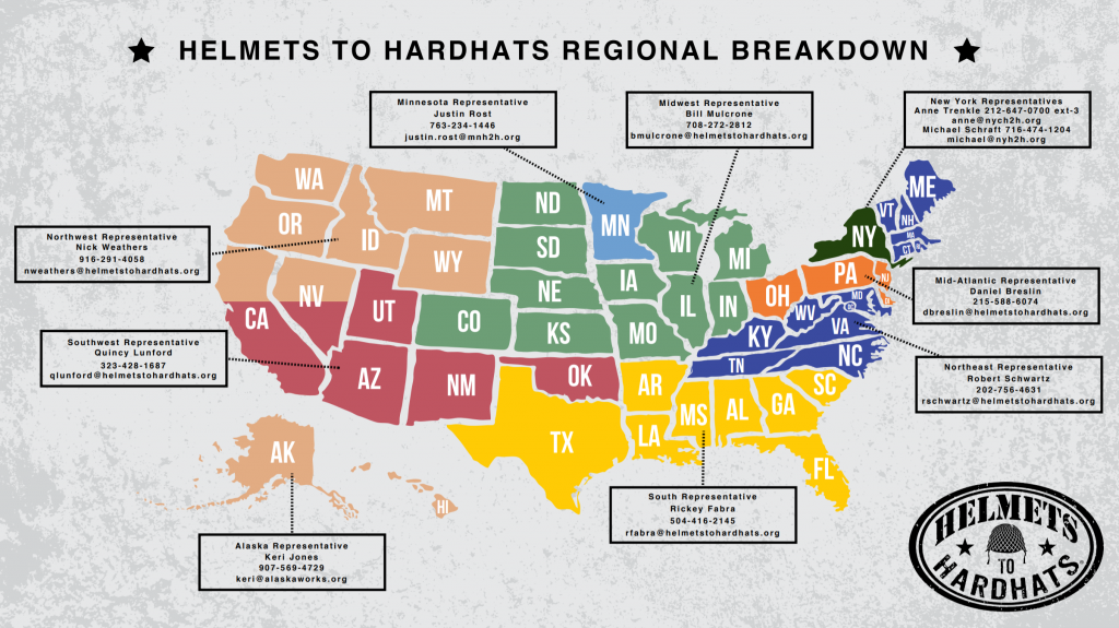 helmets to hardhats map