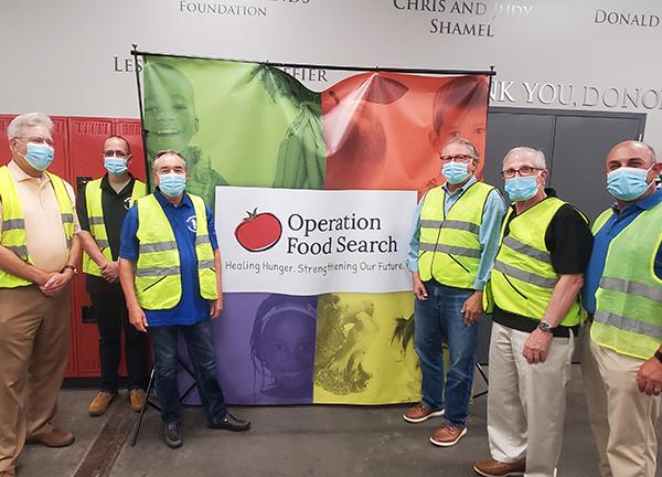 operation food search kaufman fund